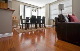 Hỏi sàn gỗ tự nhiên bao nhiêu tiền 1m2?