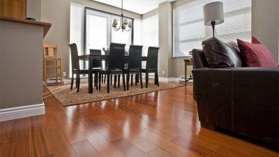 Sàn gỗ tự nhiên dùng được trong thời gian bao lâu?