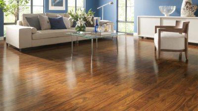 Sử dụng và bảo quản sàn gỗ công nghiệp có dễ không?