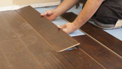 Hỏi tìm thợ sửa chữa sàn gỗ Chung cư?