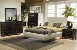 Bộ sưu tập mẫu phòng ngủ lát sàn gỗ đẹp nhất DC181