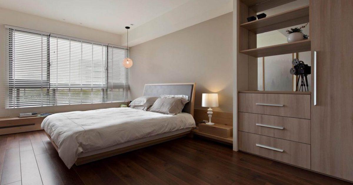 Những mẫu sàn gỗ phòng ngủ đẹp nhất DC180