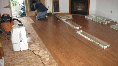 Hỏi giá sửa chữa sàn gỗ ngoài trời?