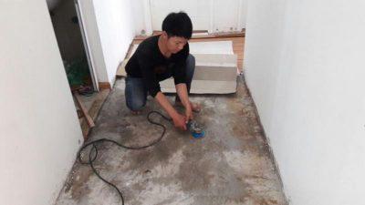 Hỏi đơn giá sửa chữa sàn gỗ chịu nước?