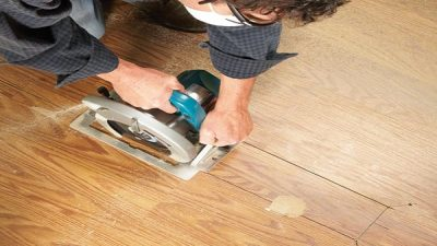 Hỏi thợ sửa chữa sàn gỗ cho phòng ngủ?