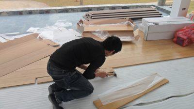 Hỏi báo giá sửa chữa sàn gỗ cao cấp?