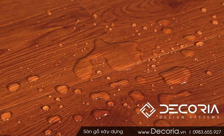 Sàn gỗ chống nước Decoria