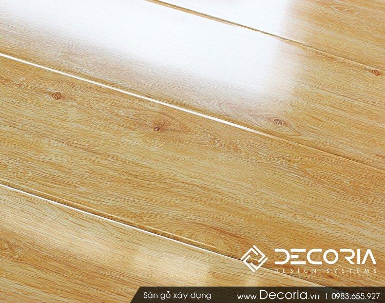 Mẫu sàn gỗ chống nước cho biệt thự hiện đại
