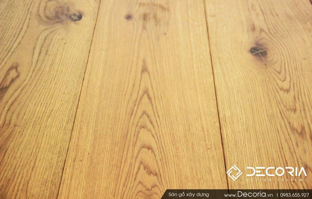 Sàn gỗ màu Xoan đào
