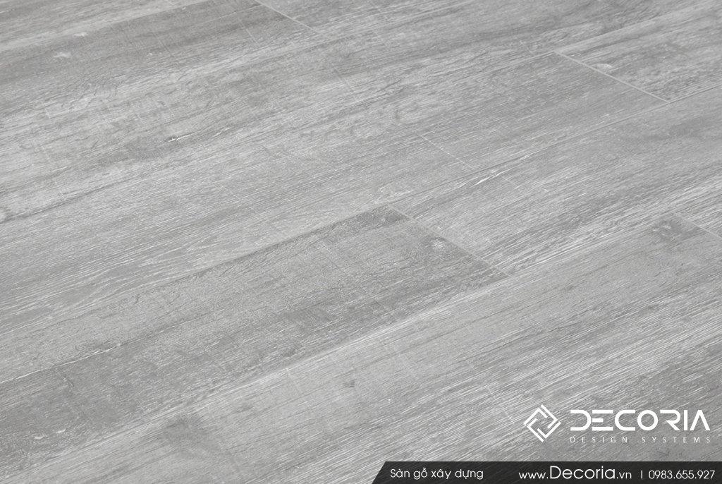 Sàn gỗ màu Ghi đá