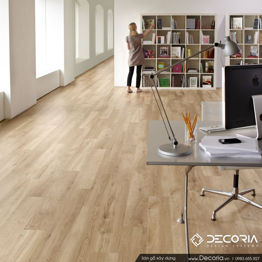 Mẫu sàn gỗ nhà ở đẹp