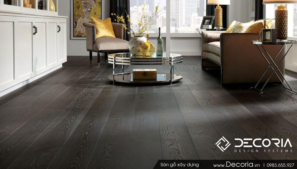 Những mẫu sàn gỗ cao cấp đẹp nhất