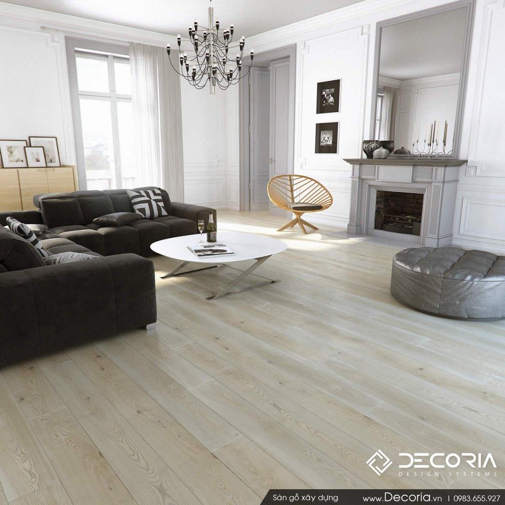 Mẫu sàn gỗ công nghiệp đẹp