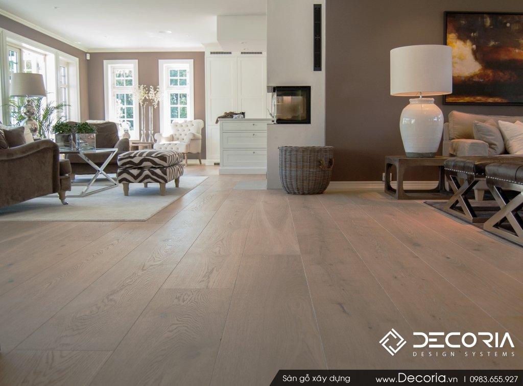 TOP 10 mẫu sàn gỗ đẹp nhất