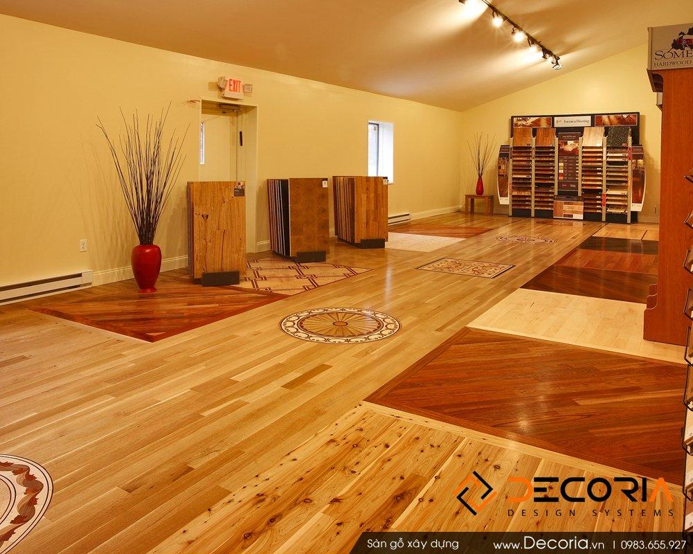 Sàn gỗ công nghiệp tại Huyện Chương Mỹ