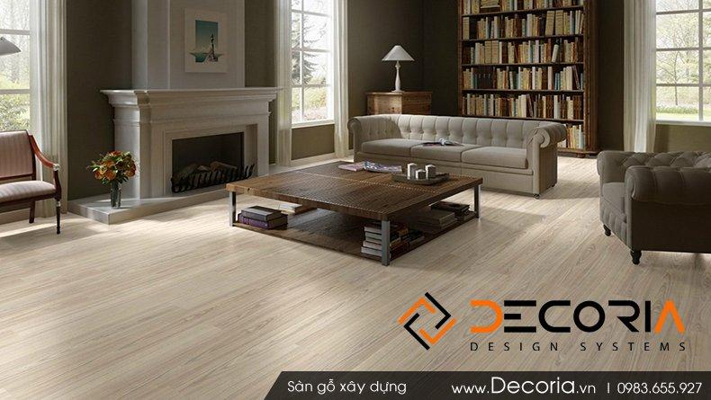 Sàn gỗ Quick step
